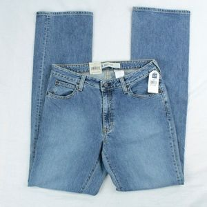 NEW $50 GAP Jeans Sandblasted Fade Boot Cut Jeans